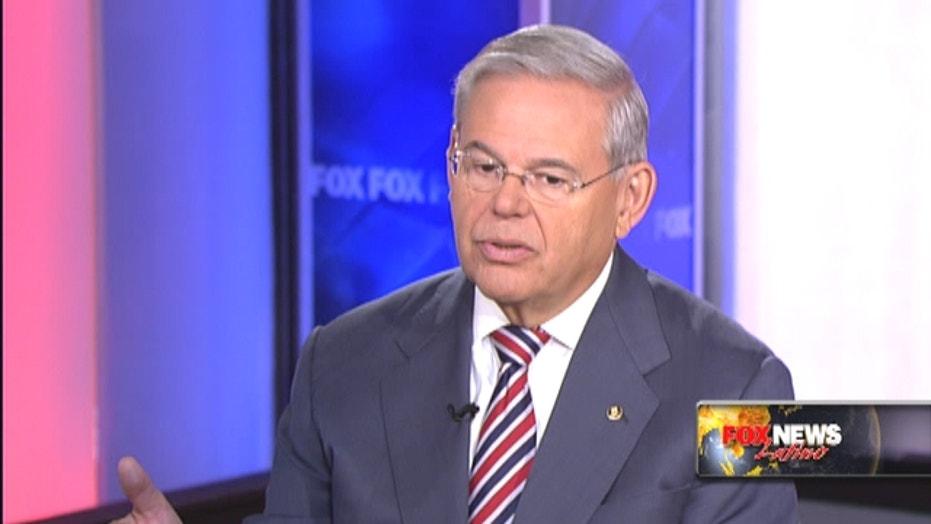 Sen. Menendez explains why Iran accord is dangerous