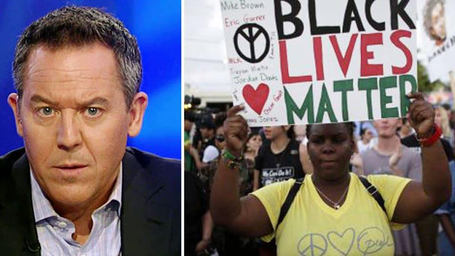 Gutfeld: Cowardly left sanction 'Black Lives Matter' bullies