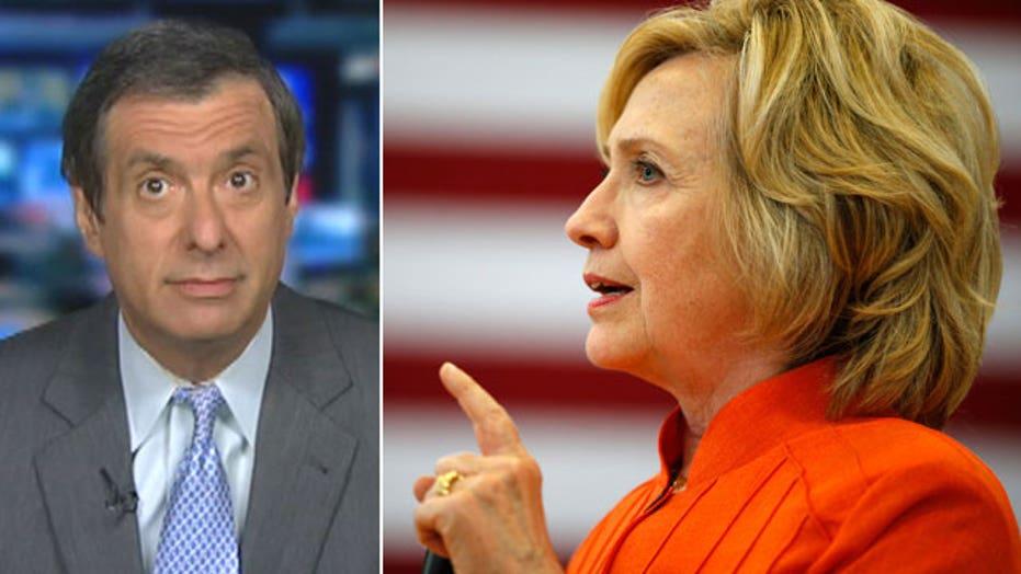 Kurtz: Clinton pummeled by the press