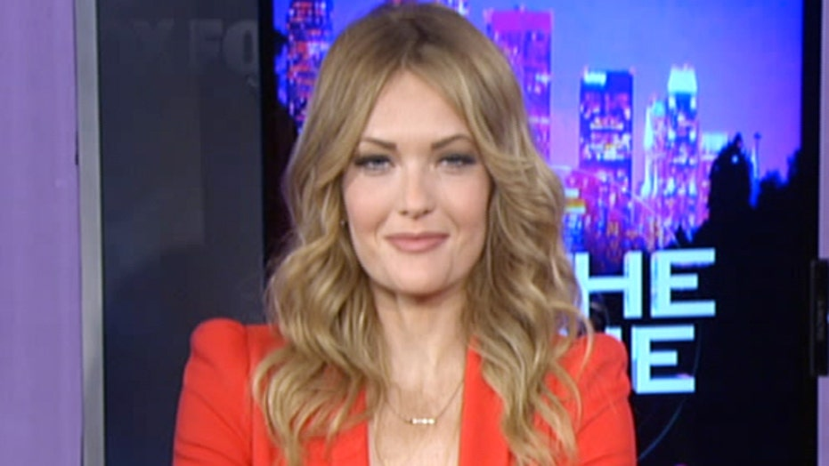 Amy Purdy: I'm looking for a healthy Miss America