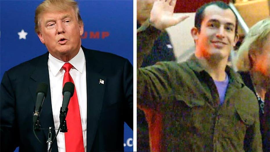 Greta: Yes, Donald Trump helped Tahmooressi