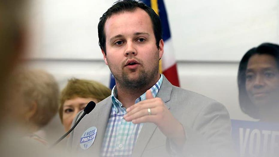 Josh Duggar admits to infidelity, Ashley Madison account