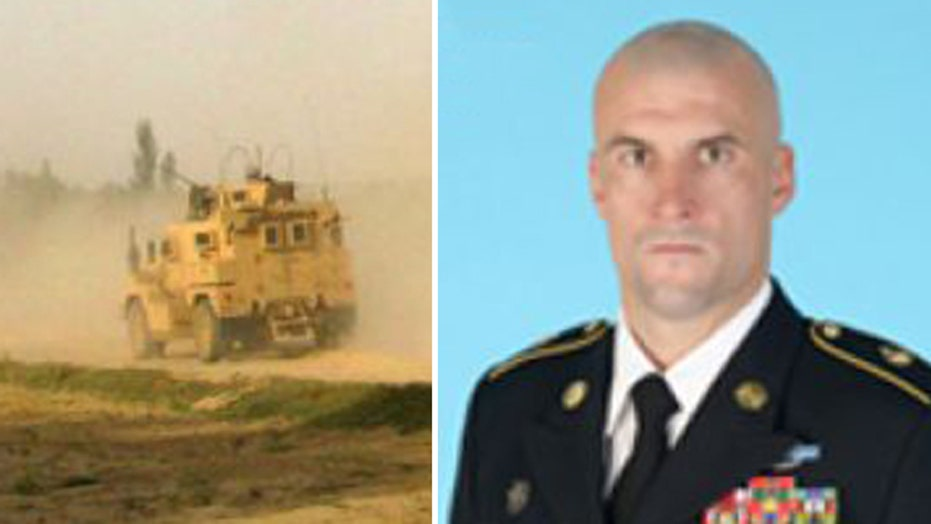 Army axing Green Beret who stood up for Afghan rape victim