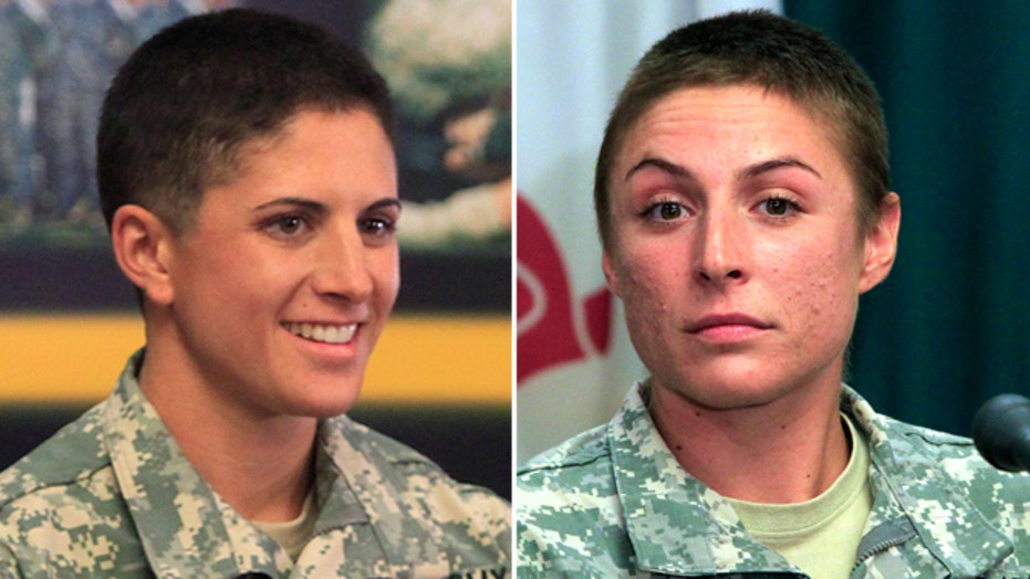 2 women to become the first female Army Rangers