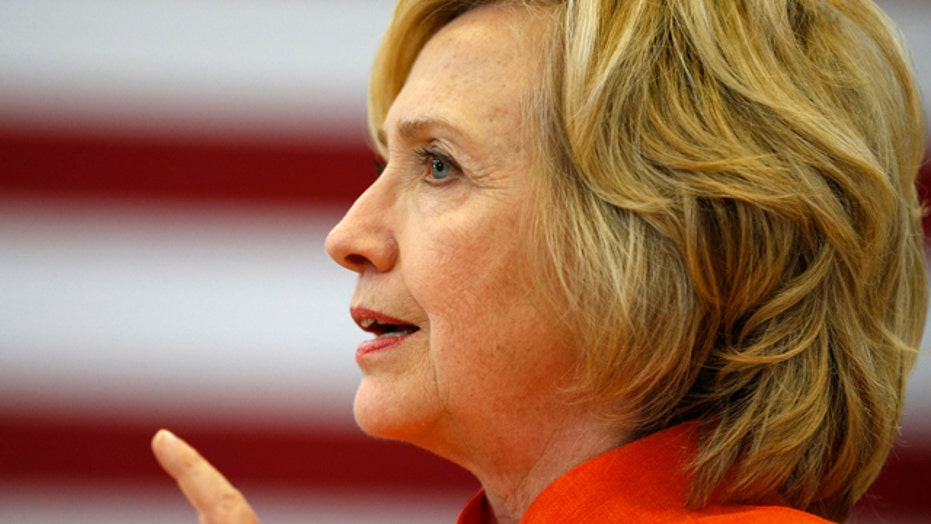 New legal questions surface over Hillary's emails