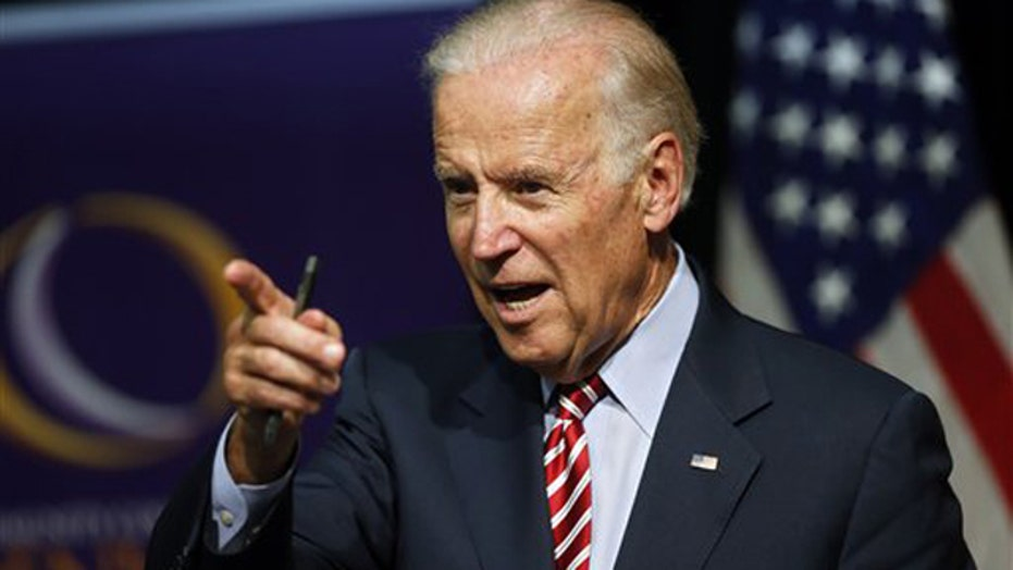 Would media go easy on 'presidential candidate' Joe Biden?