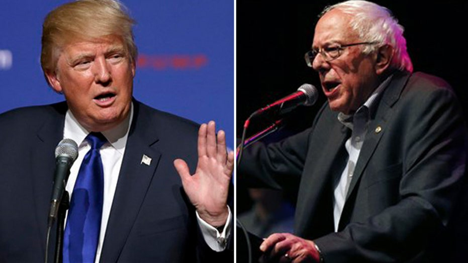 Trump vs. Sanders: Who has the right message for America?