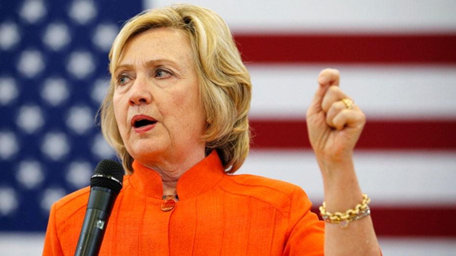 Media turn on Hillary