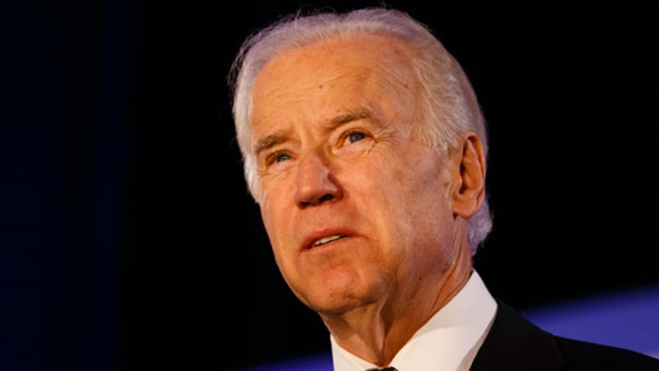 Opening for Vice President Biden to launch White House bid?