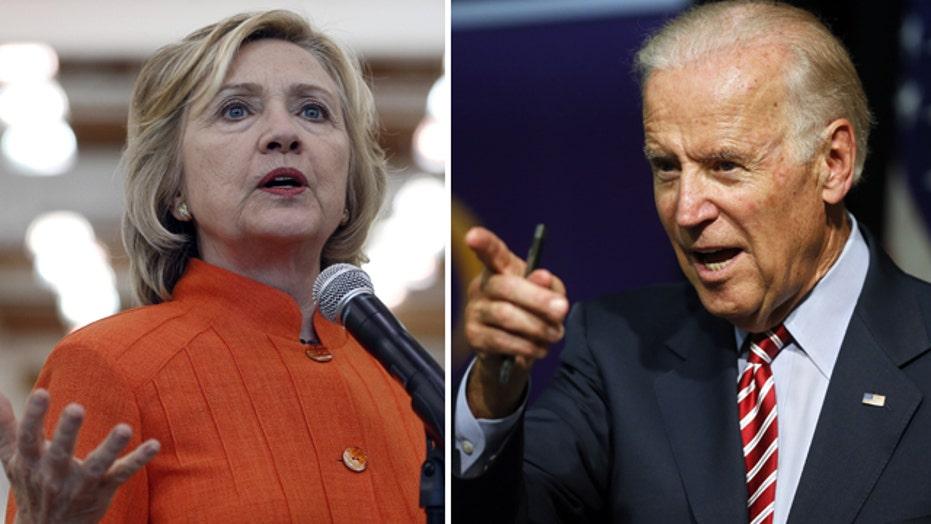 Political Insiders Part 1: Clinton saga; will Biden get in?