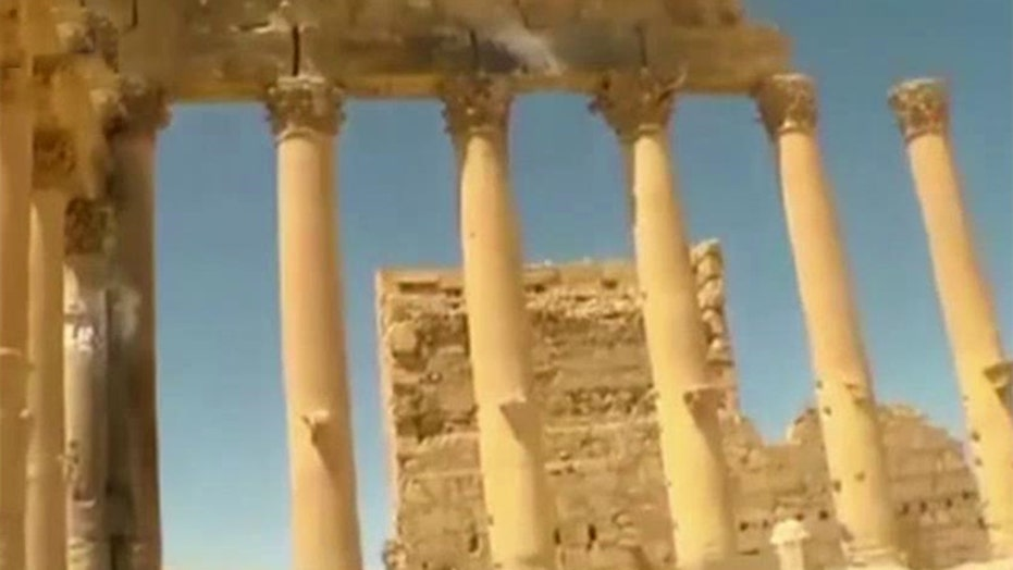 Why is ISIS destroying ancient Mideast ruins?