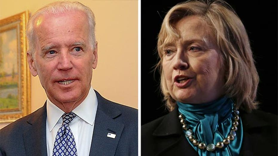 Can Biden save the Democratic Party from Clinton?