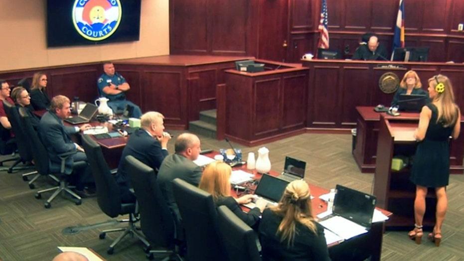 Victims describe their grief during Holmes sentencing trial