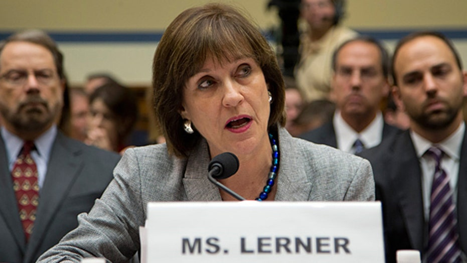 IRS confirms Lois Lerner had another personal email