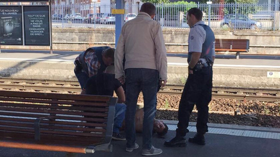 Was the thwarted France train attack part of a larger plot?