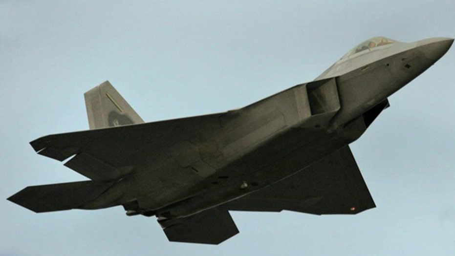 US fighter jets to deploy to Europe amid fighting in Ukraine