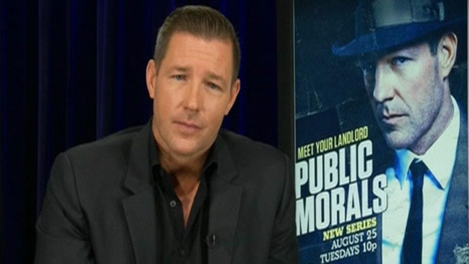 Ed Burns' 'Public Morals' about institutionalized corruption