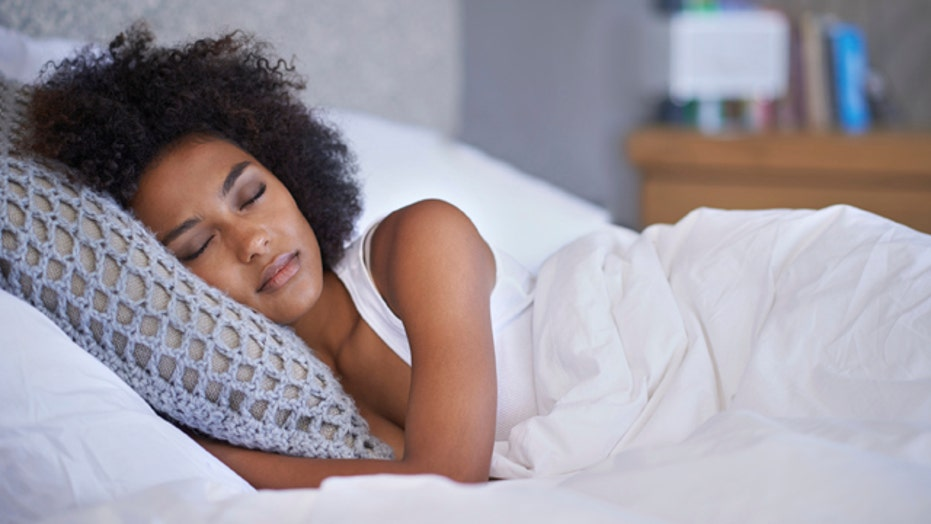 Why you're talking in your sleep