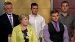 'Terror on the Tracks: An American Hero's Story': National Guardsman Alek Skarlatos's family reflects on the heroics of their loved one and his friends and the past week's notoriety. ProudAmerican