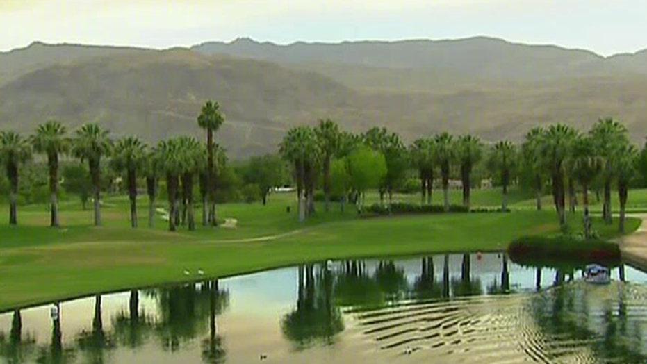 Palm Springs takes drastic measures to cope with drought