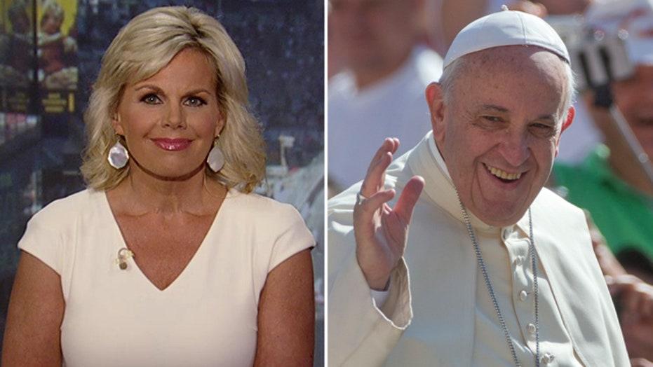 Gretchen's Take: Thank you, Pope Francis
