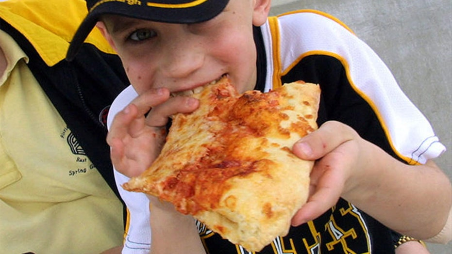 The Way You Eat Pizza Can Give Clues About Your Personality