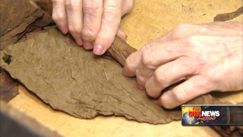 U.S. cigar industry not worried about cuban cigars
