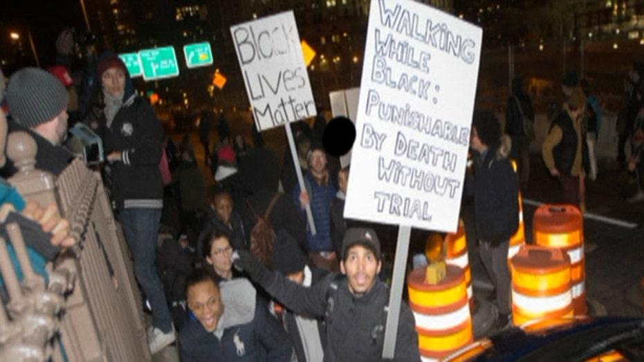 Dem hopefuls strike out against Black Lives Matter activists