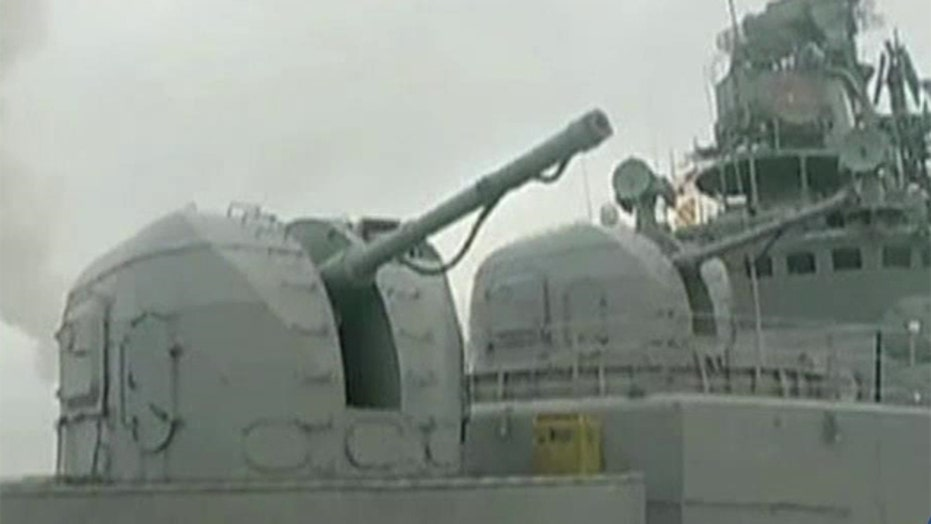 Russia expanding its military presence in the Artic