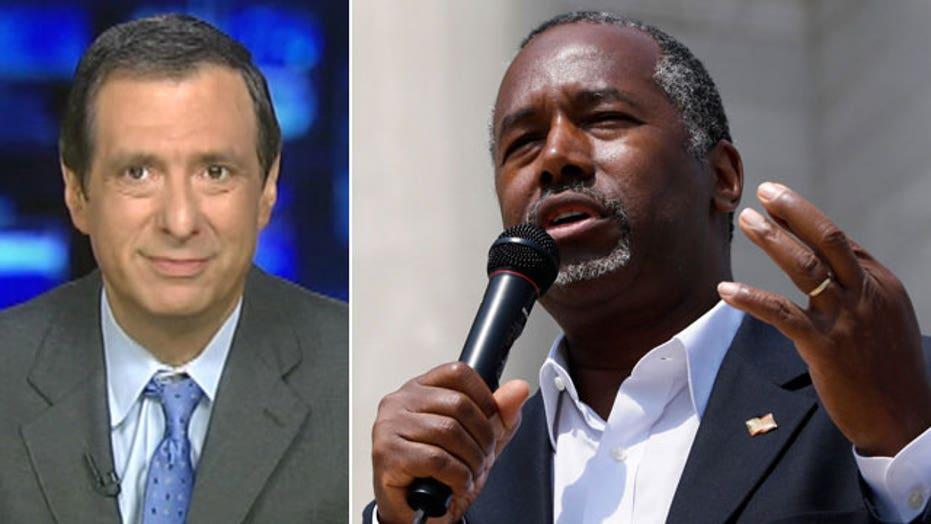 Kurtz: Is Dr. Carson a healing figure?