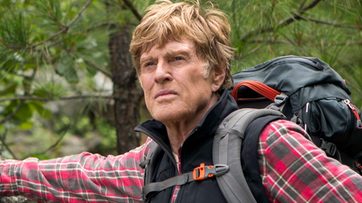 Robert Redford Nick Nolte S Friendship Shines Through In A Walk In The Woods Fox News