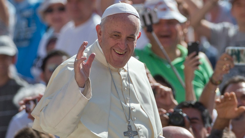 Pope Francis to allow priests to absolve 'sin of abortion'