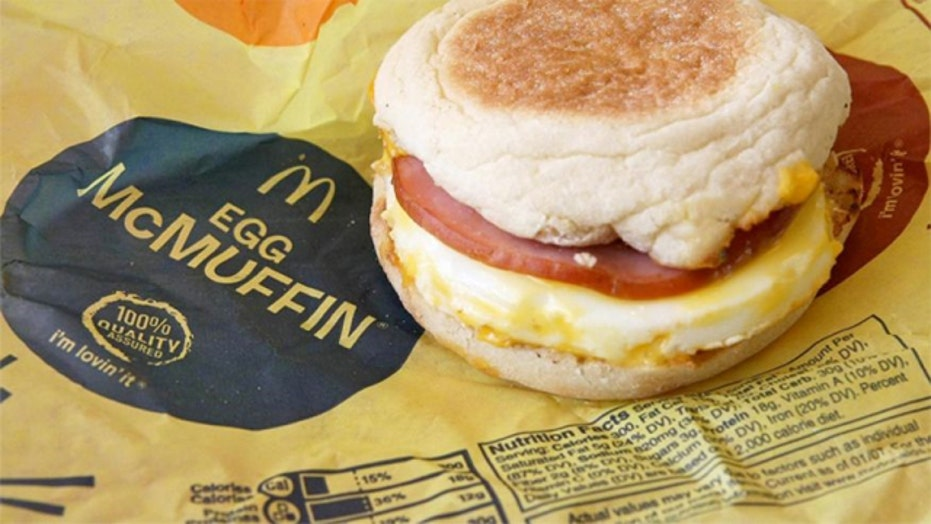 McDonalds to launch all-day breakfast starting October 6