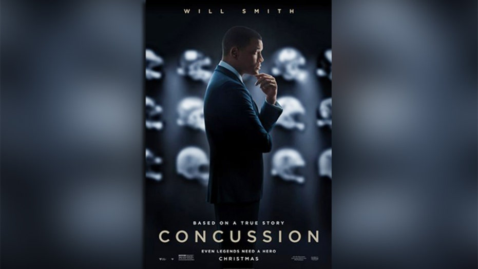 Sony Pictures protecting NFL from scandal in 'Concussion'?