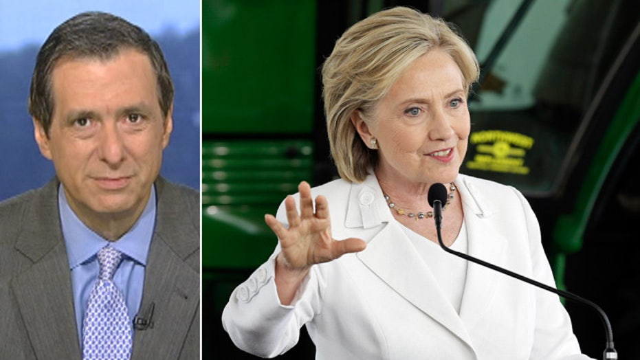 Kurtz: Why Hillary can't be sorry