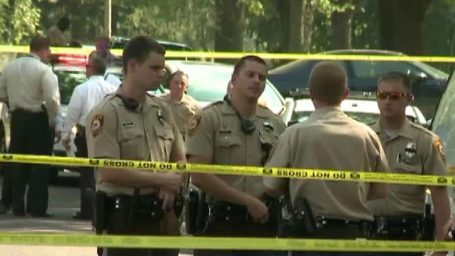11-year-old boy kills teen intruder to protect sister