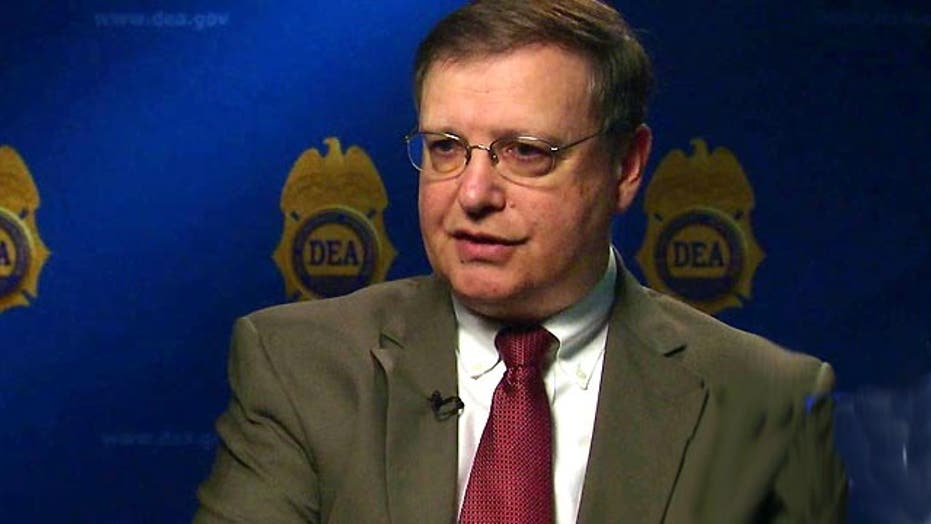 Acting DEA chief speaks out about the heroin epidemic