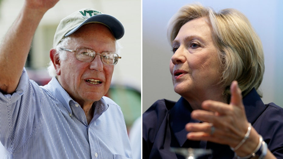 Sanders leads Clinton in New Hampshire poll