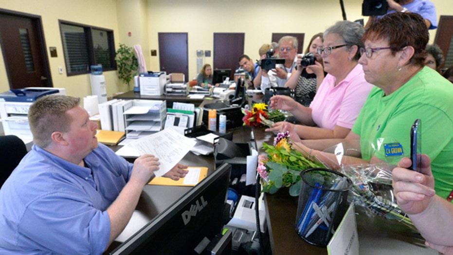 Kim Davis attorney: Licenses from deputies not valid