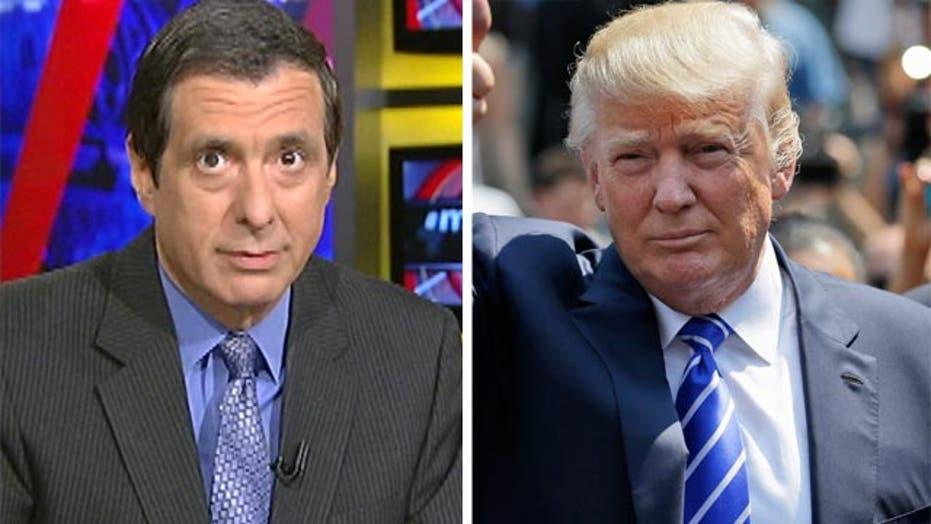 Kurtz: Why pundit attacks on Trump aren't working