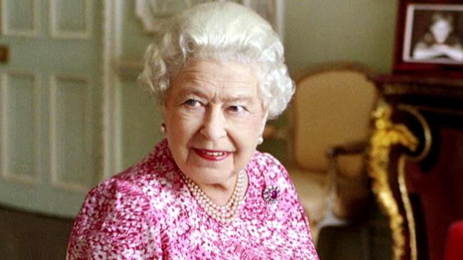 Queen Elizabeth II makes monarchy history