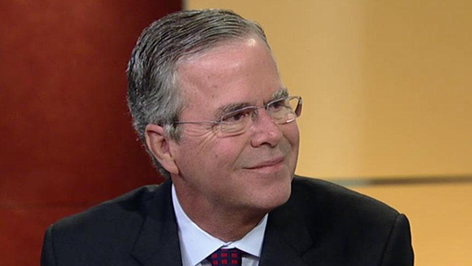 How Jeb Bush plans to beat the anti-establishment candidates