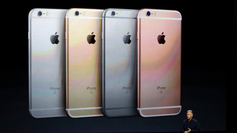 Apple unveils new gadgets at San Francisco event