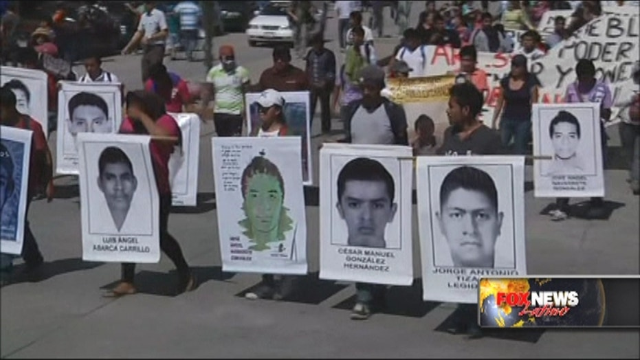 Documentary investigates Mexico's missing 43