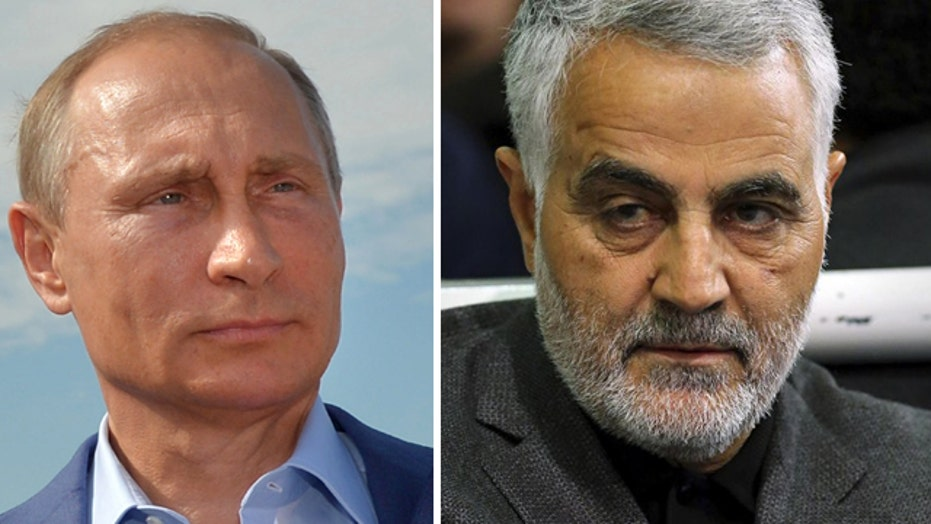 Intel official: Russia 'co-leading' Syrian war