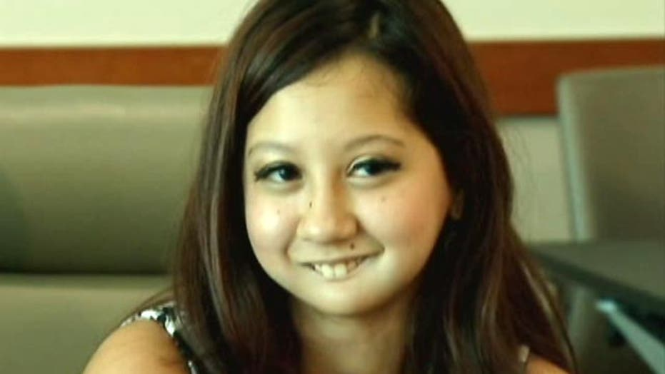 Surgeons craft new jaw for teenage girl from her thigh bone