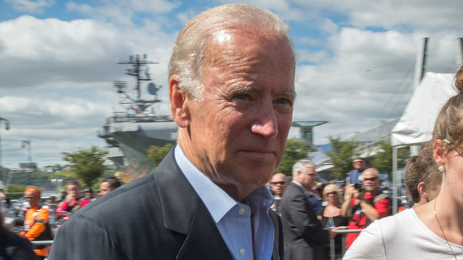 How would Biden affect the 2016 presidential race?