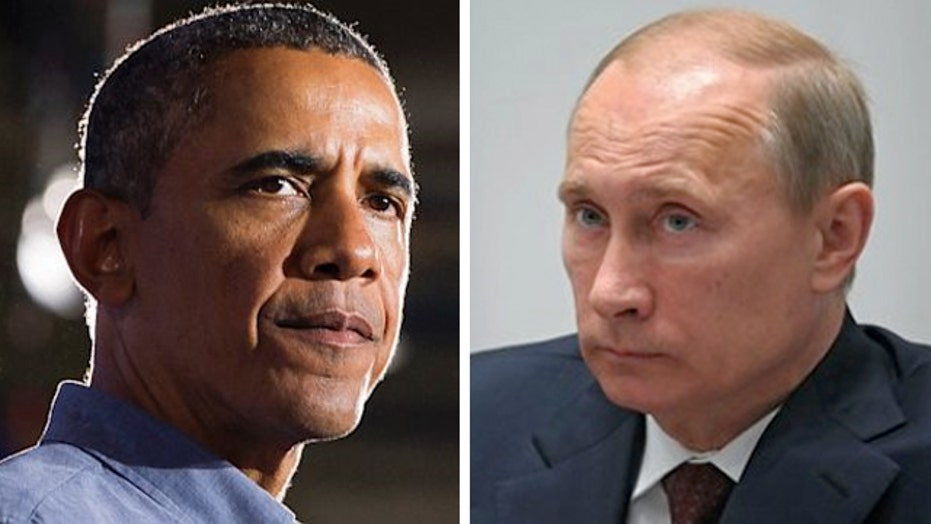 Tensions rise between US and Russia over efforts in Syria