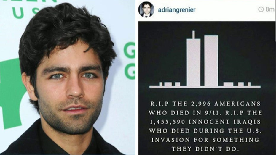 'Entourage' star blasted for 'tasteless' 9/11 tweet