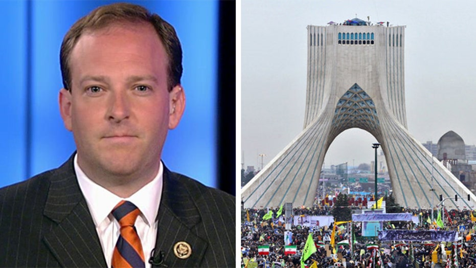 Rep. Lee Zeldin slams Obama's foreign policy, Iran deal